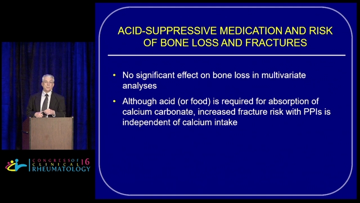 Current Issues with Osteoporosis Treatment - Nelson Watts, MD, FACP, MACE