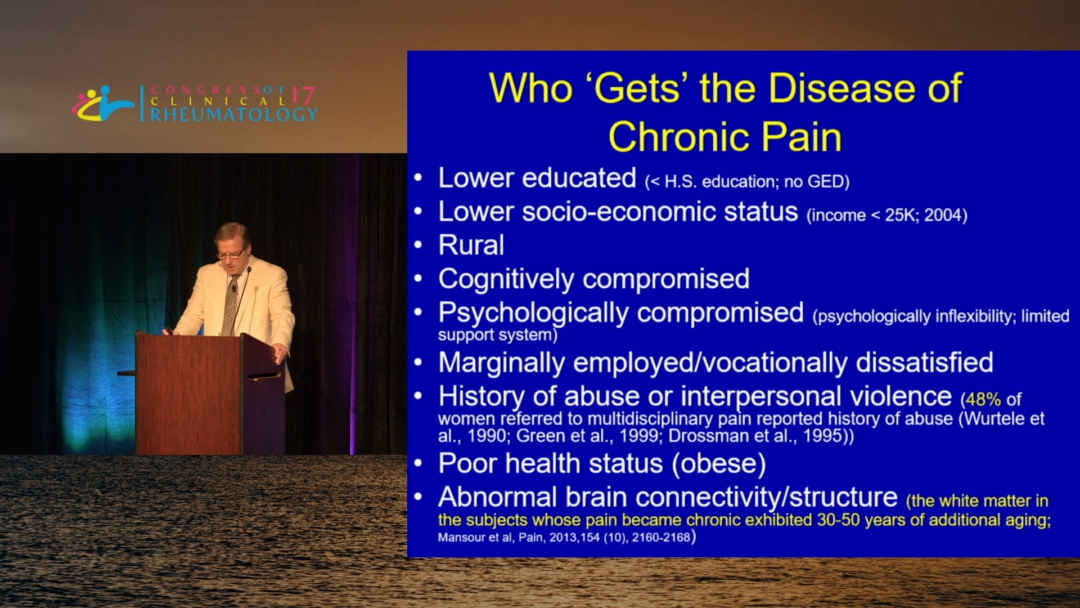 Pain - Dynamics and Complexities - Daniel M. Doleys, Ph.D.
