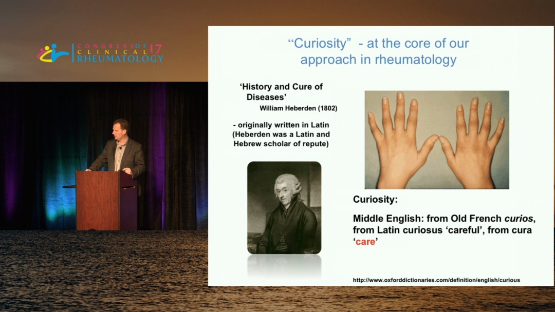 Updates in Treatment of Psoriatic Arthritis - Iain McInnis, M.D., Ph.D, FRCP, FRSE, FMedSci