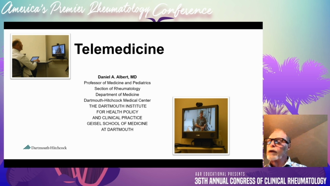 Telemedicine in Rheumatology Care