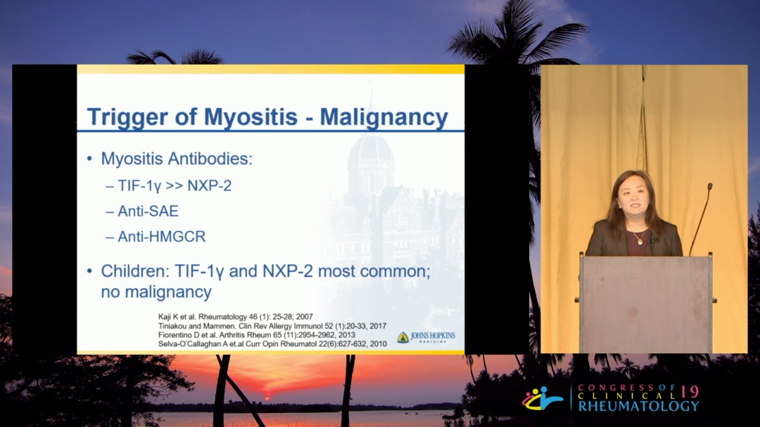 Pathogenesis, Evaluation and Treatment of the Patient with Myopathy: Are There Triggers? - Julie J Paik, M.D., M.H.S.