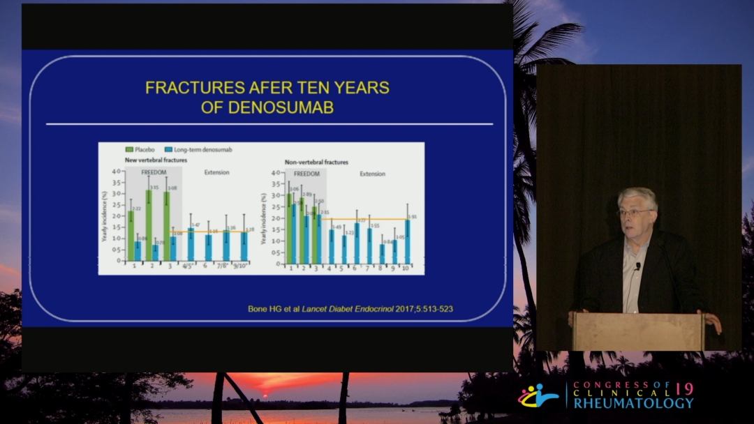 Update on Osteoporosis 2019 - Nelson B. Watts, M.D., MACE, CCD