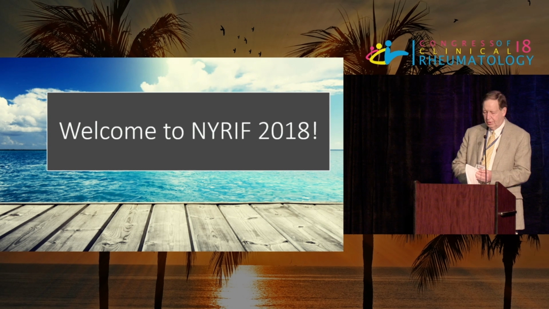 NYRIF 2018 Intro - David McLain, M.D.